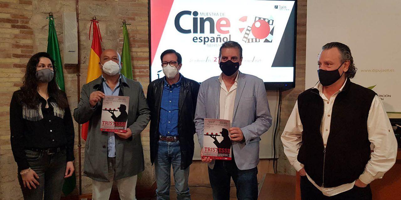 La Muestra de Cine Español Inédito en Jaén se inaugura con el preestreno de Tristesse, de Emilio Ruiz Barrachina