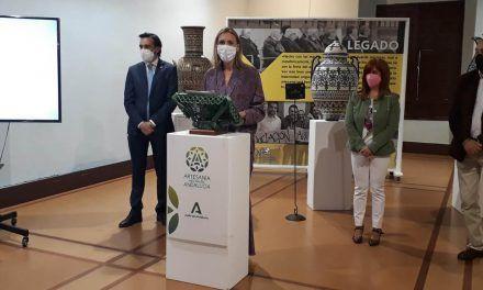 Jaén pone en valor la calidad y variedad de su artesanía, que cuenta ya con una marca única que prestigia a estos profesionales y sus obras