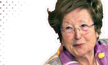 Jaén rendirá homenaje a Pilar Palazón en el primer aniversario de su fallecimiento