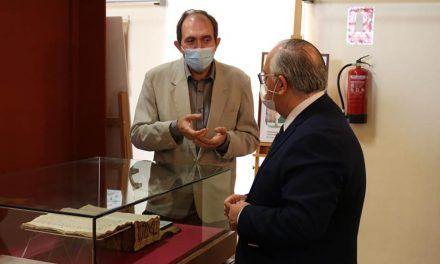 La Consejería de Cultura destaca el carácter cervantino de Jaén con motivo del Día del Libro