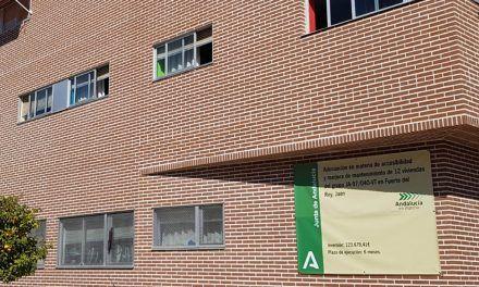 La Junta inicia las obras para mejorar la accesibilidad en 57 viviendas de la provincia