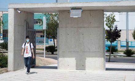 La Universidad de Jaén abre un nuevo acceso peatonal al Campus Las Lagunillas desde la carretera de Madrid