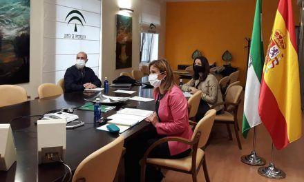 Salud y Familias promueve los planes locales de salud entre los municipios de Jaén