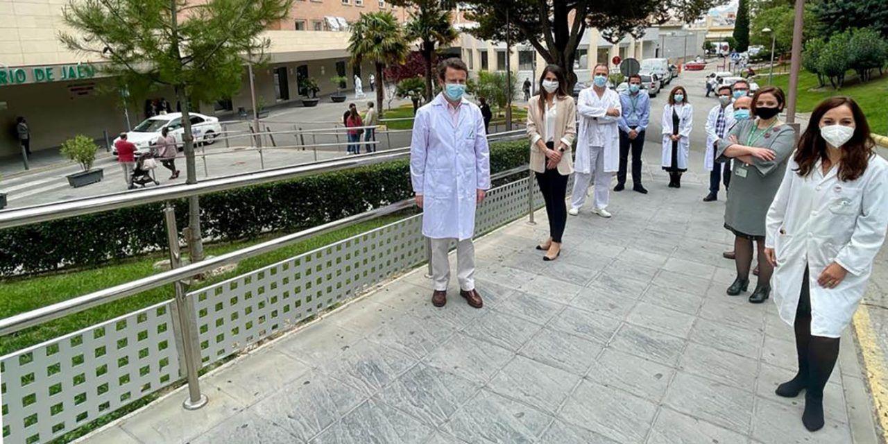 Un proyecto de telemedicina del Hospital de Jaén y la UJA finalista de 'SaluDigital'