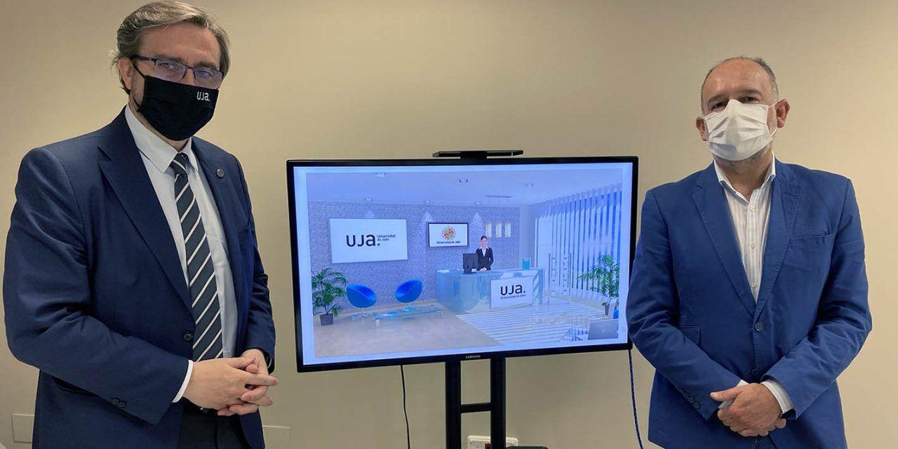 La Feria Virtual de Empleo UJA 2021 conectará al tejido empresarial con estudiantes y egresados