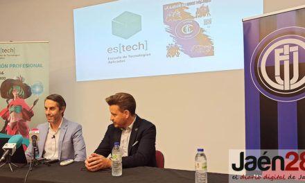 La Escuela de Tecnologías Aplicadas Estech desarrolla la APP oficial del Inter de Jaén