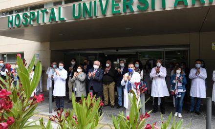 El ICOEJ convoca un minuto de silencio en los centros sanitarios para visibilizar el trabajo de los sanitarios y para recordar a las víctimas de la COVID-19