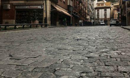 750.000 euros para repavimentar 30 calles de Jaén