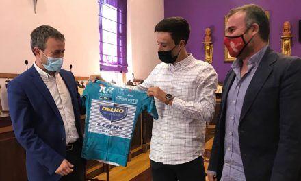 Recepción al ganador de la Vuelta Ciclista Turquía 2021