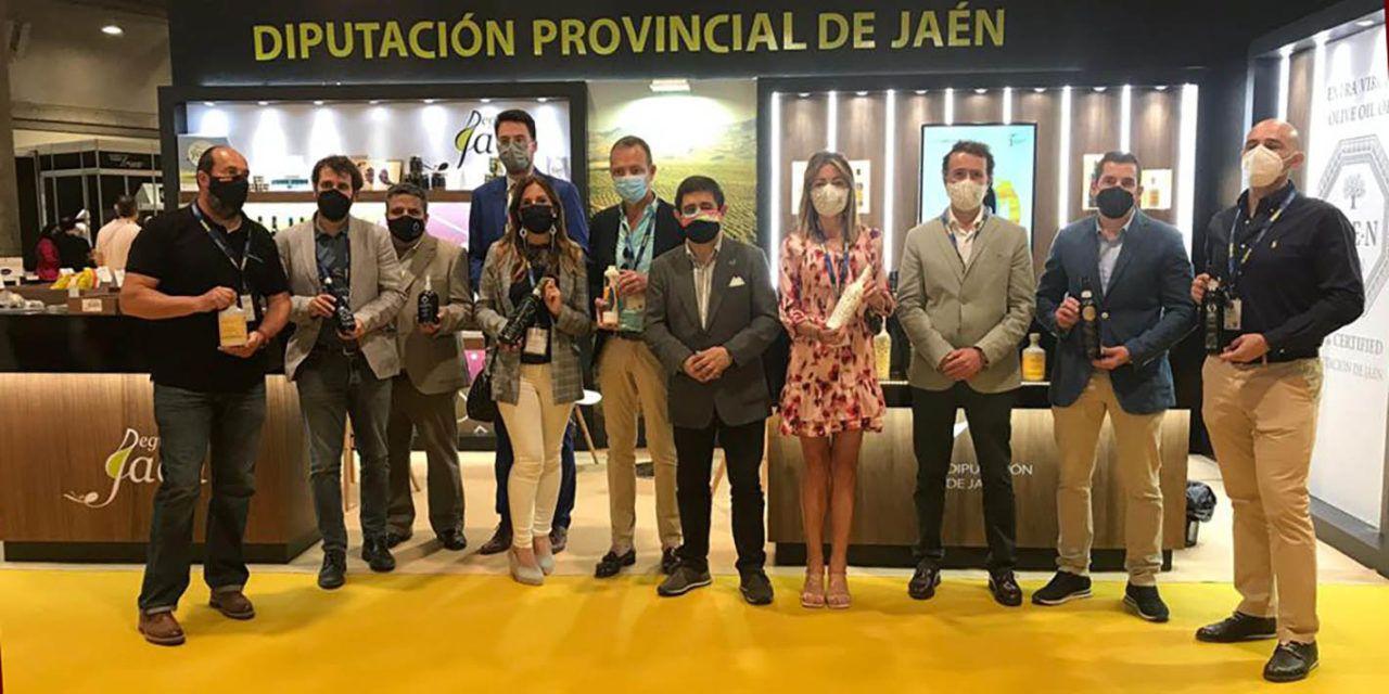 Diputación luce la oferta gastronómica jiennense en Madrid Fusión con los Jaén Selección y Degusta Jaén como bandera