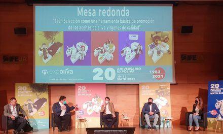 La salud, los Jaén Selección y la innovación en el mundo oleícola, han centrado la jornada de hoy del 20 Aniversario de Expoliva