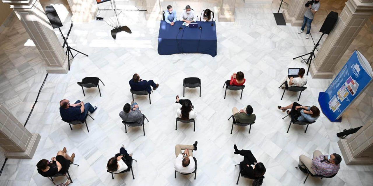 Presentada en Linares una página web para difundir las prácticas docentes innovadoras