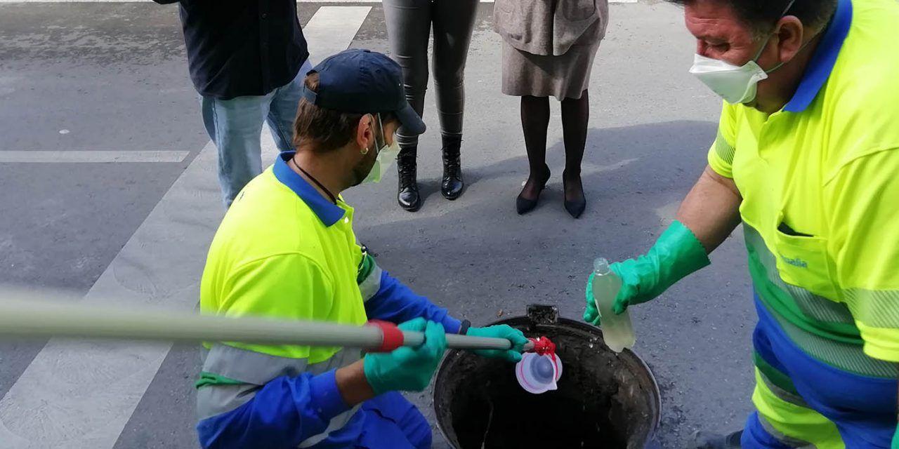 La Junta inicia el análisis de aguas residuales de la capital para detectar el virus del Covid-19