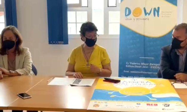 El Ayuntamiento anima a participar en la 1ª Carrera Virtual Solidaria de la Asociación Síndrome de Down Jaén y Provincia