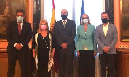 El Ayuntamiento de Jaén junto con los de Jerez y Parla plantean ante el Ministerio de Hacienda la necesidad de que se permitan medidas para aliviar la deuda financiera y con proveedores