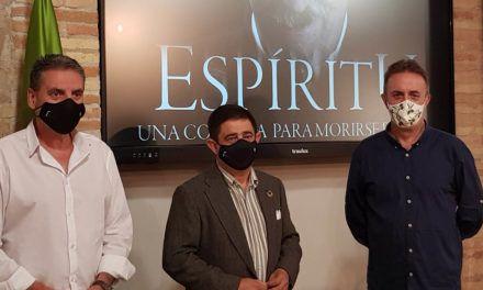 El nuevo espectáculo teatral de Santi Rodríguez llegará en el periodo estival a más de 20 municipios jiennenses