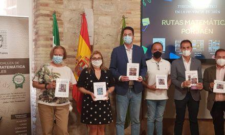 La Sociedad Thales diseña rutas matemáticas por Alcalá la Real, Andújar y Jaén