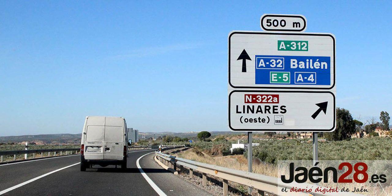 """Marifrán Carazo reclama al Gobierno de España la construcción """"urgente"""" de la autovía A-32"""