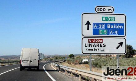 El PP asegura que un transportista que tenga que desplazarse a diario a Bailén desde Jaén pagará más de 450 mensuales si no se frenan los peajes en las autovías