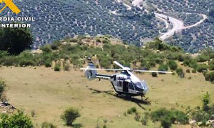 SUCESOS | Fin de semana de rescates en las sierras de Jaén