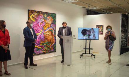 La UJA presenta una web en la que podrá visitar de forma virtual las 1.300 piezas de su colección artística