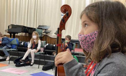 La Fundación Barenboim-Said imparte en Jaén un curso de iniciación a la música