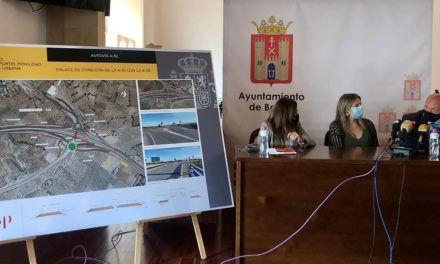 Mitma presenta el proyecto para remodelar el semienlace de la A-32 de acceso a Baeza