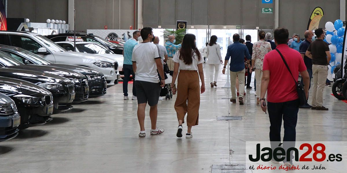 El XIII Salón del Vehículo de Ocasión y Seminuevo vuelve con más fuerza que nunca tras el parón de ferias para demostrar que sigue siendo una gran plataforma comercial para los coches usados