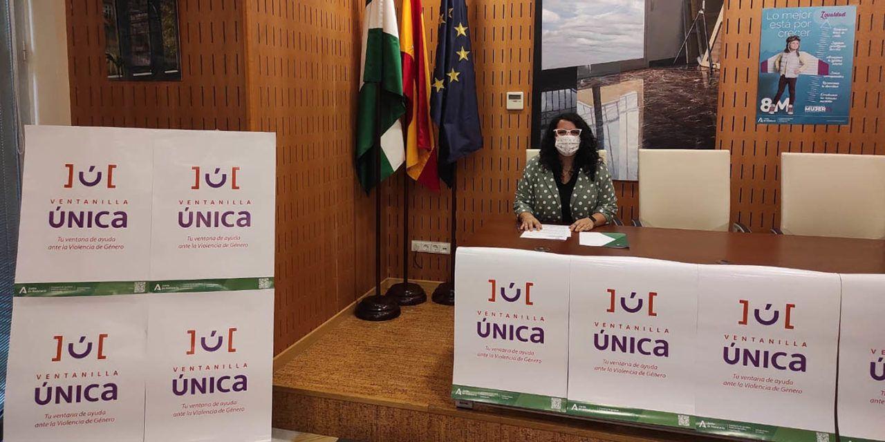Jaén avanza en la lucha contra la violencia de género al centralizar en la Ventanilla única todos los recursos para la atención a las mujeres