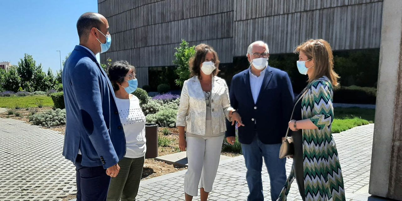 Salud y Familias activa mañana un nuevo punto de vacunación en el Museo Ibero de Jaén