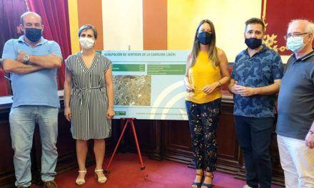 La política hidráulica de la Junta facilita el riego sostenible de 500 hectáreas de olivar jiennense