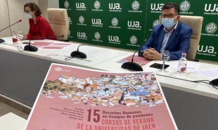 Los 15º Cursos de Verano de la Universidad de Jaén en Torres abordarán los Derechos Humanos en tiempos de pandemia