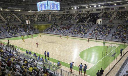El Olivo Arena inaugura su actividad con un partido entre el Jaén Paraíso Interior FS y el Software Delsol Mengíbar FS