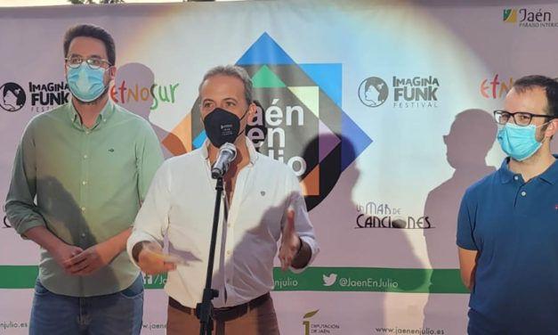 PROPUESTAS DE OCIO Y TURISMO | 'Jaén en Julio' regresa con cuatro de sus singulares festivales de música