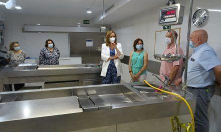 Justicia invierte 10.000 euros en actuaciones de mejora en la sede del Instituto de Medicina Legal del Sagaz