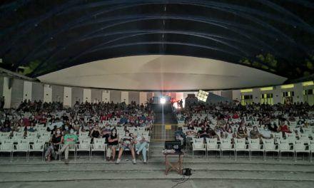 El Ayuntamiento abre el próximo viernes las puertas del auditorio de La Alameda a Fescinal, el Festival de Cine de Verano