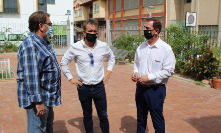 El Ayuntamiento trabaja en la ampliación del centro de barrio de Santa Isabel