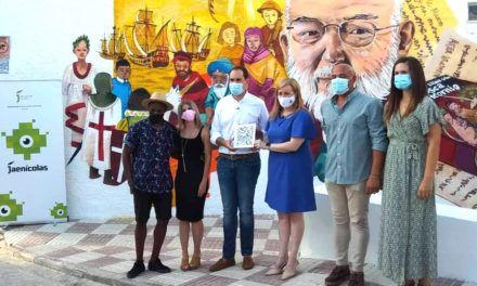El proyecto Street Art Plus de Diputación lleva el arte joven a seis municipios de la provincia