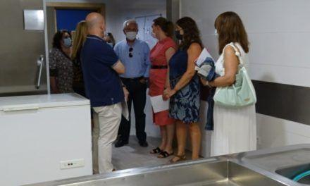 Justicia y Salud acuerdan ampliar el área de Patología del Instituto de Medicina Legal del Sagaz