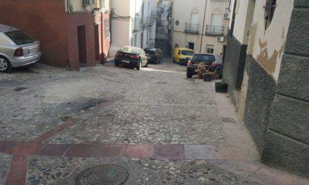 Jaén redacta el proyecto de intervención integral en nueve calles y plazas del casco antiguo con una inversión de 730.000 euros a cargo de los fondos Dusi-Feder