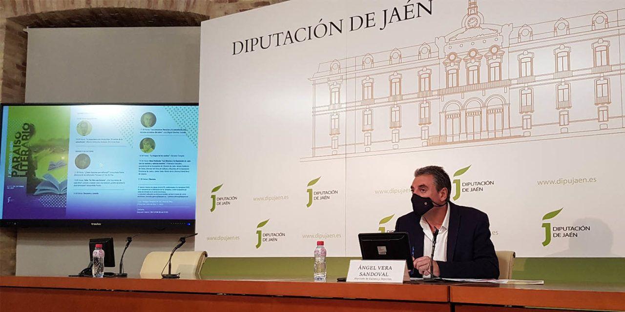 Diputación organiza un encuentro para orientar a escritores noveles sobre la edición de su obra