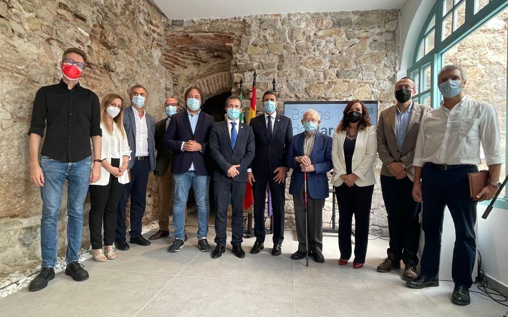 Jaén recupera el conjunto histórico de la Fuente de la Magdalena y los Baños Árabes del Naranjo tras finalizar su rehabilitación