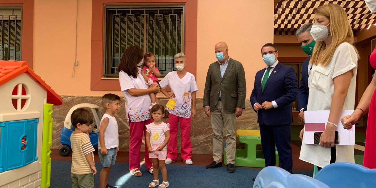 El Primer Ciclo de Infantil acoge en Jaén a 400 escolares más que el curso pasado
