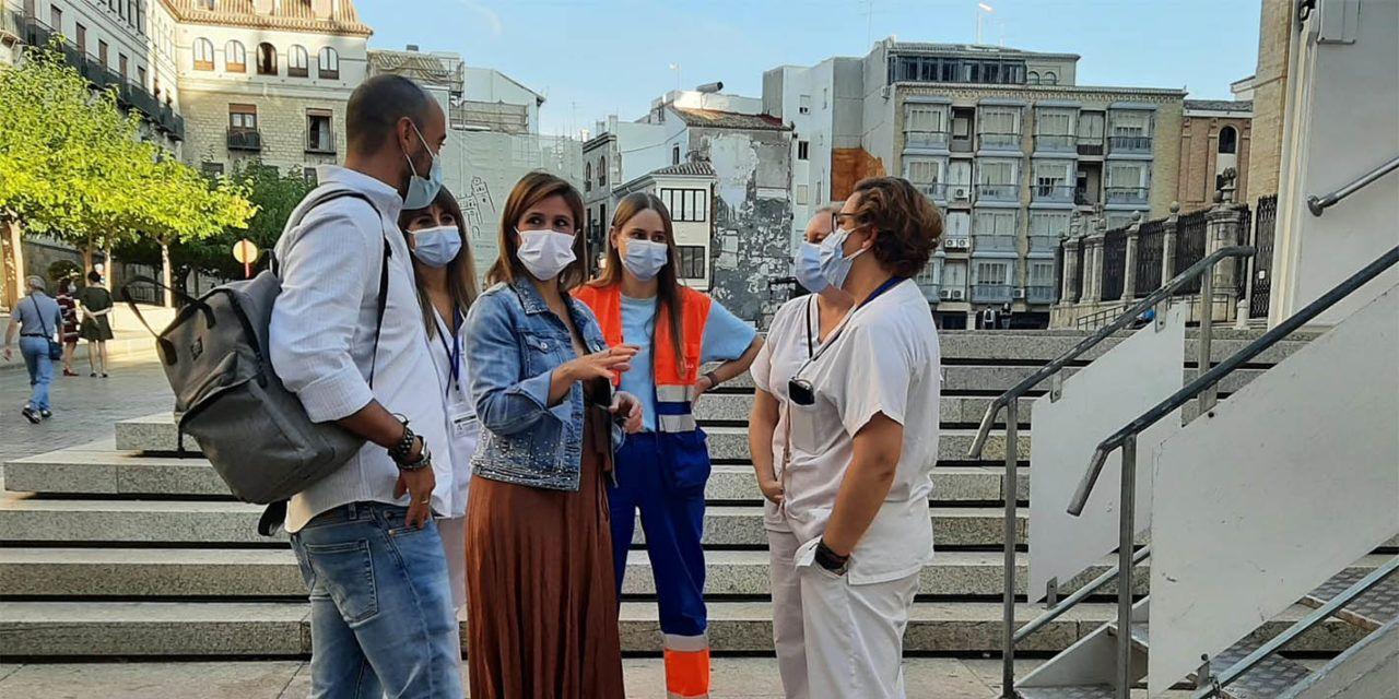 El SAS organiza jornadas de vacunación extraordinarias sin cita contra COVID-19 en Jaén