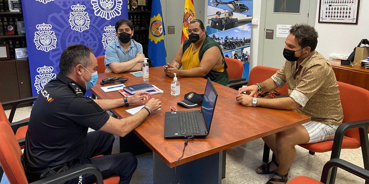 La Policía Nacional de Jaén intensifica la prevención e investigación de los delitos de odio