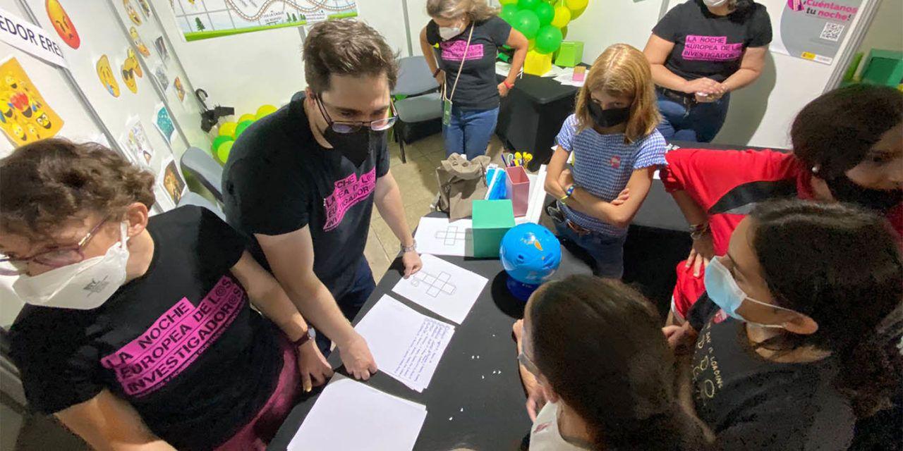 La UJA ha organizado alrededor de un millar actividades de divulgación científica desde la creación de su UCC+i