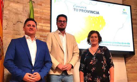 'Conoce tu provincia', un programa para descubrir los atractivos turísticos de Jaén