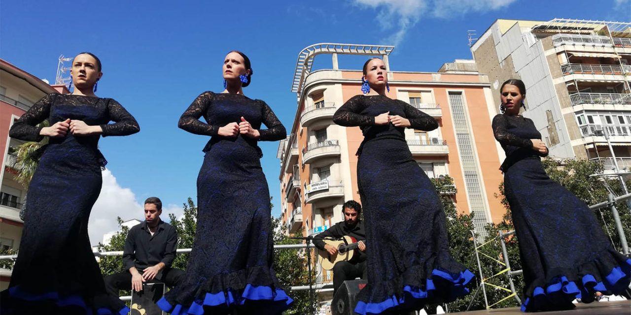 """El Ayuntamiento invita a seguir disfrutando de la danza en la calle con """"Jaén baila en San Lucas"""""""